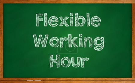flexible working hours Flexible working hours refers to the practice by employers of allowing employees to vary their attendance pattern variation is usually in terms of start and finish times, as well as hours per day.